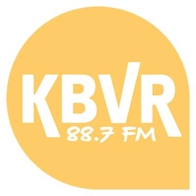 KBVR-FM logo
