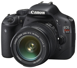 Canon Rebel 2Ti Pictures & HD Video